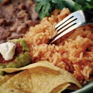Best Savory Vegan Mexican Rice